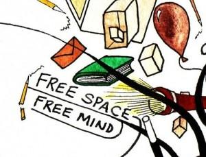 De-Clutter - Mind Map 2